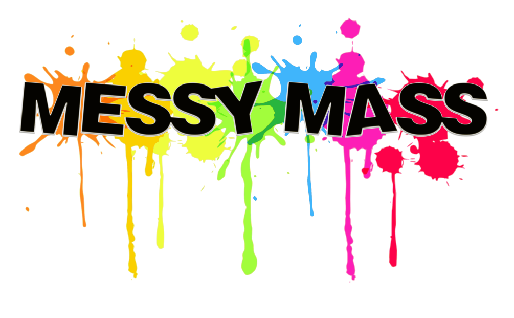 Messy Mass Logo