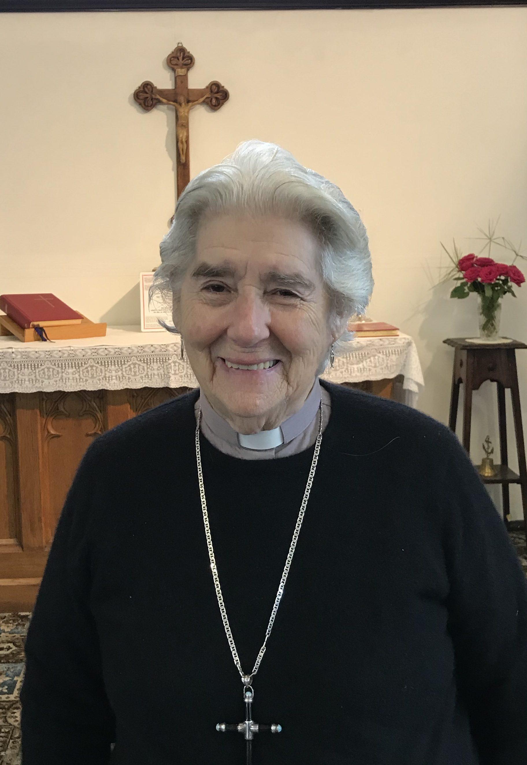 Rev Ann Russell